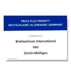 Press Plus Priority Germany