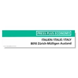 Press Plus Economy Italie